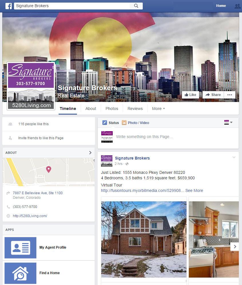SB FB Page