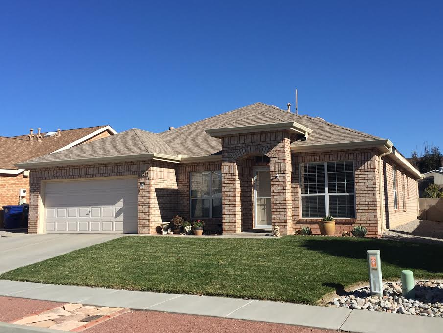 NW Albuquerque home for sale at 8612 Breckenridge Dr NW