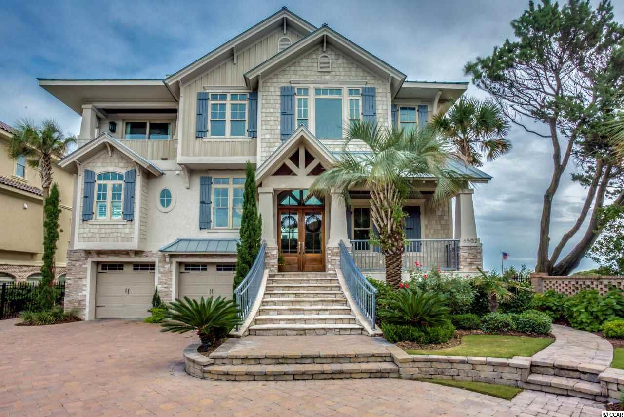 Oceanfront Homes For Sale In North Myrtle Beach Surfside Beach