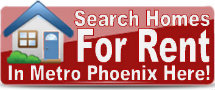 Ahwatukee Arizona Homes for rent