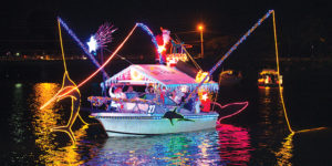 Hawaii Kai boat parade