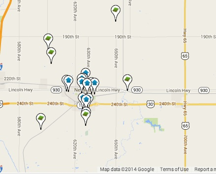 Nevada Homes for Sale Map Search Results