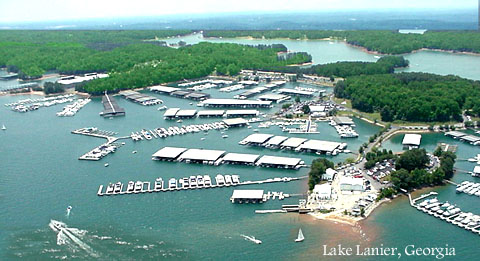Search Lake Lanier GA Real Estate