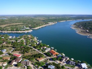 Lake Travis Real Estate Aerial