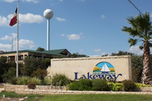 Entrance to Lakeway