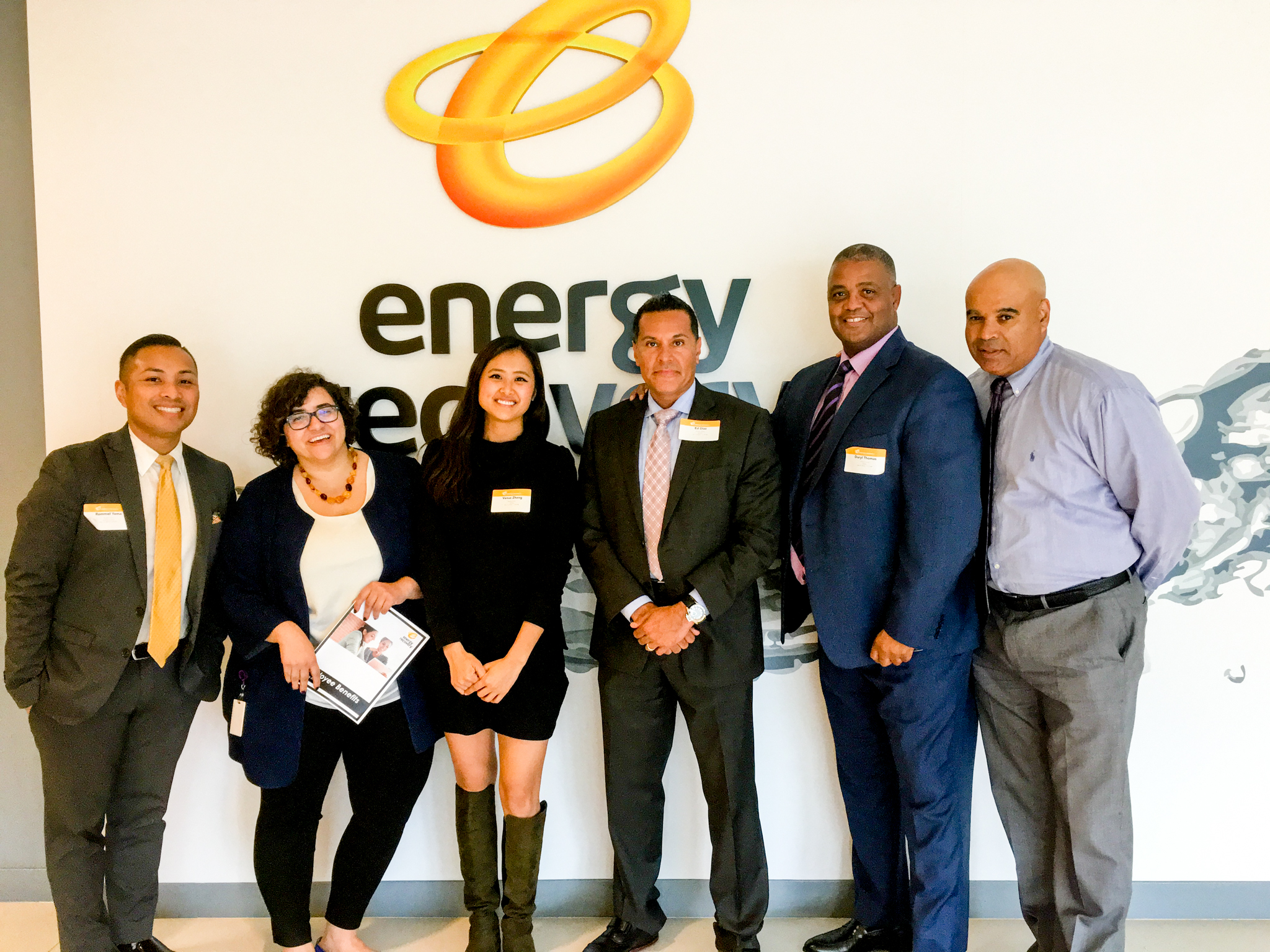 Avant Real Estate Group at Energy Recovery, Inc.'s Event