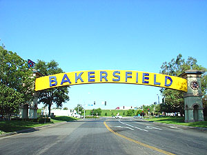 Bakersfield CA Welcome