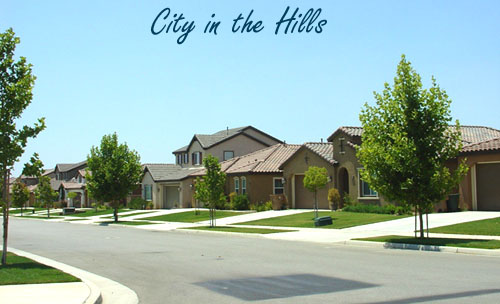 Northeast Bakersfield Homes