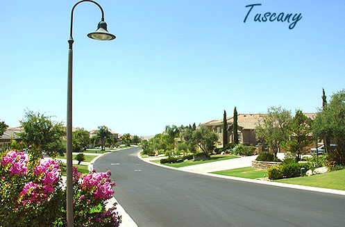 Tuscany in Bakersfield CA