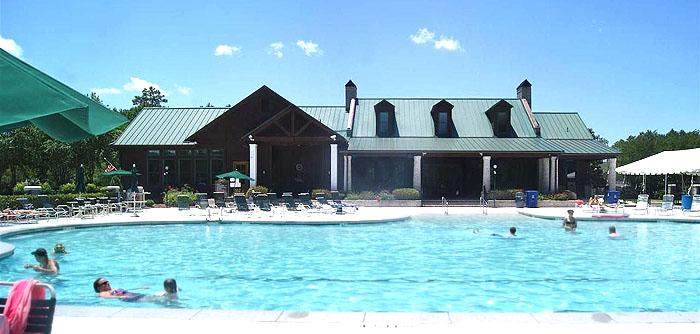 Barefoot Resort Residence Club Pool