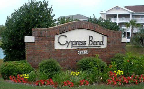 Cypress Bend Condos at Barefoot Resort