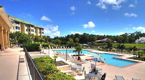 Edgewater in Barefoot Resort Pool