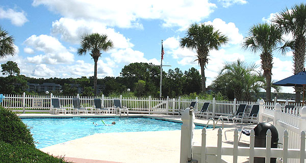 Pool at Lightkeepers Village