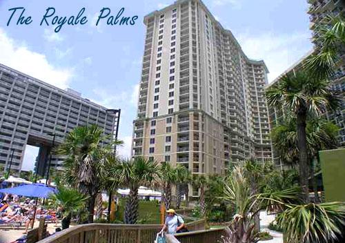 Royale Palms Resort Condos
