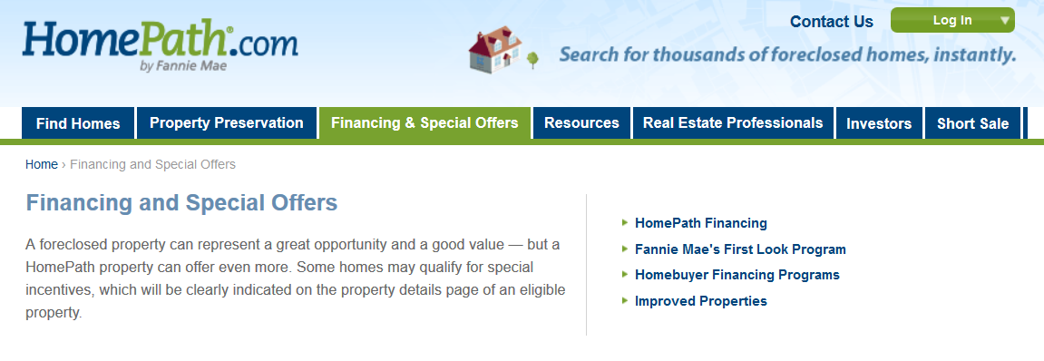 Fannie mae homepath fannie mae is ending homepath financing