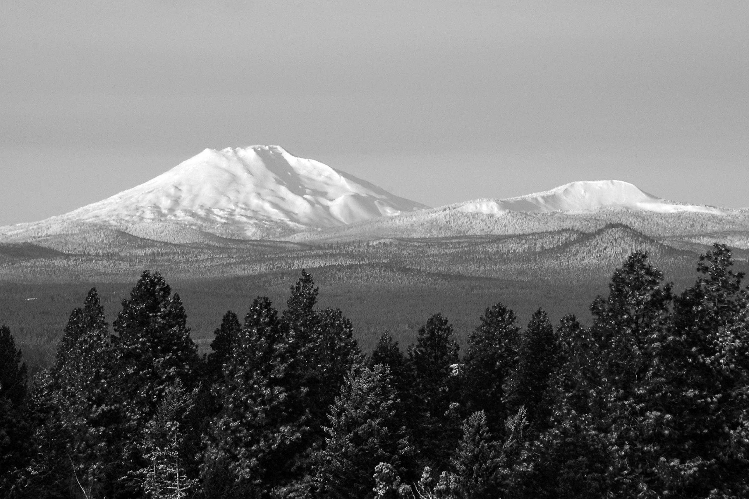 Mount Bachelor Bend Oregon