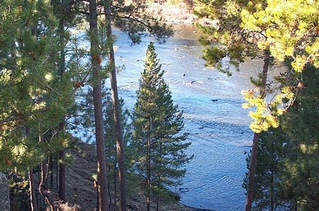 Bend Oregon Riverfront homes