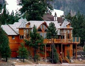 Big bear lakefront homes for sale in bear lake east big for Big bear cabins lakefront
