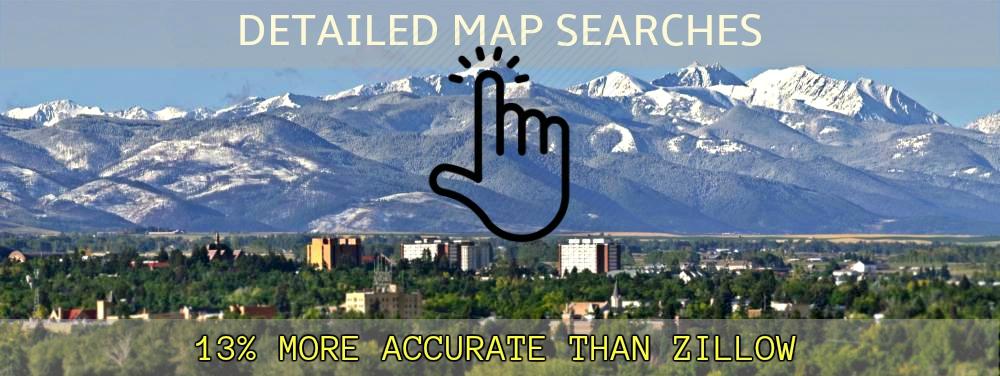 Advanced Map Search