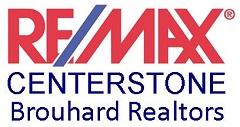 REMAX Centerstone Brouhard Realtors logo