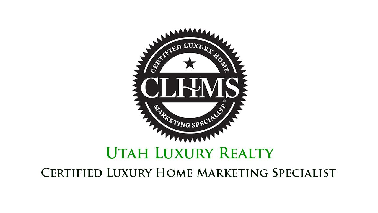 Utah County Luxury Home Selling Broker