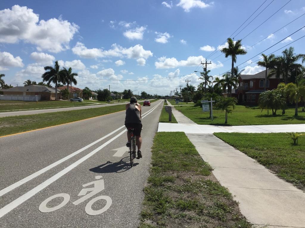 Sufside Bike Lane