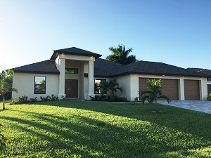 New Construction home in Cape Coral