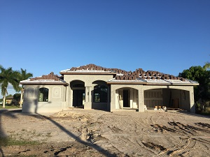 New construction home for sale in Cape Coral