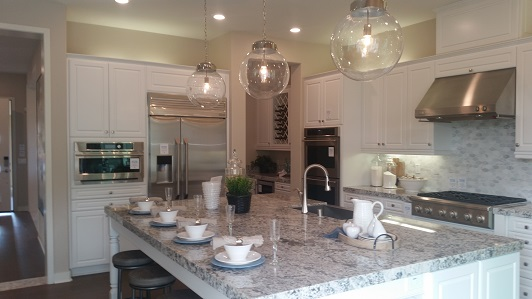 Sterling New Homes in Carmel Valley