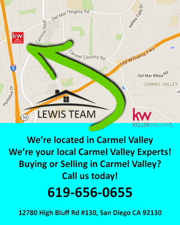Carmel Valley Real Estate Keller Williams Office Location