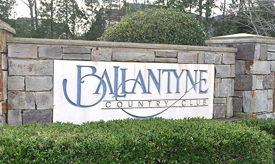 Ballantyne Homes For Sale in Charlotte