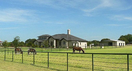 Horse Farms in Charlotte