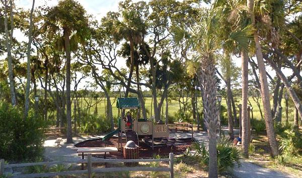 Edisto Beach Park