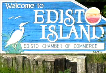 Edisto Island Sign