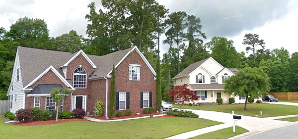 Homes in Crowfield Plantation Goose Creek SC