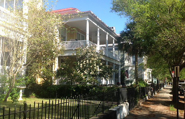 Homes for Sale in Harleston Village Charleston