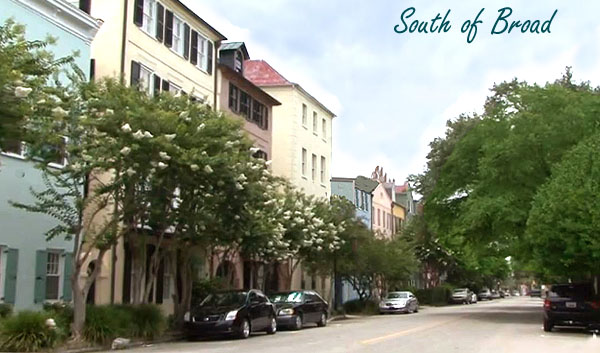 Homes for Sale South Of Broad Charleston