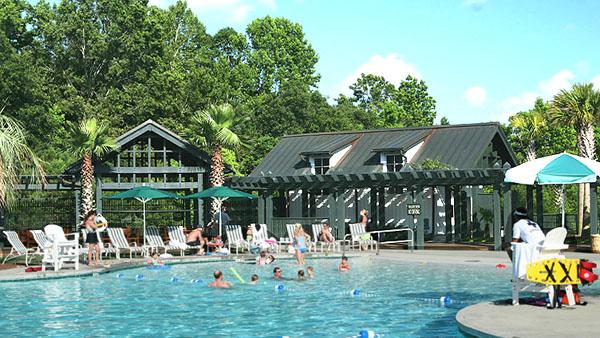Daniel Island Park Pool