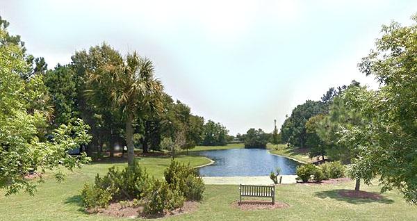 Etiwan Park Lake on Daniel Island