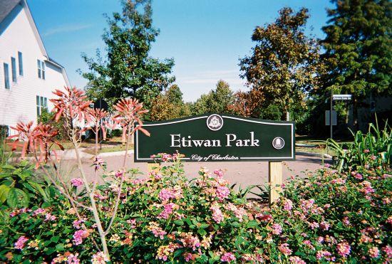 Etiwan Park on Daniel Island