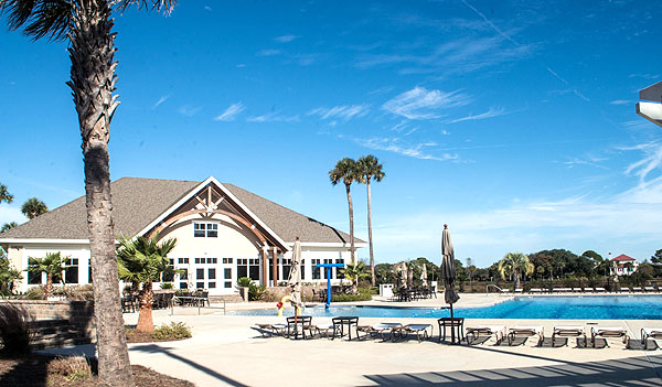 Seabrook Clubhouse and Pool