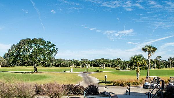 Golf on Seabrook Island SC