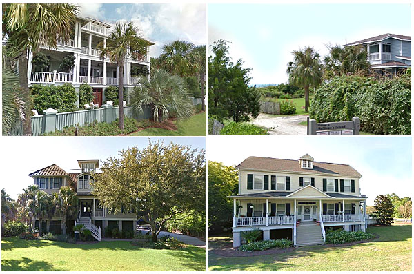 Homes on Sullivan's Island