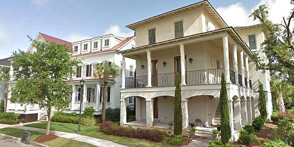 Belle Hall Plantation Homes