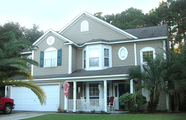 Charleston National Country Club Homes