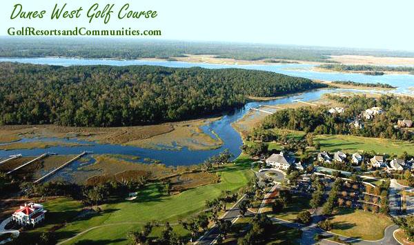 Dunes West Golf Course