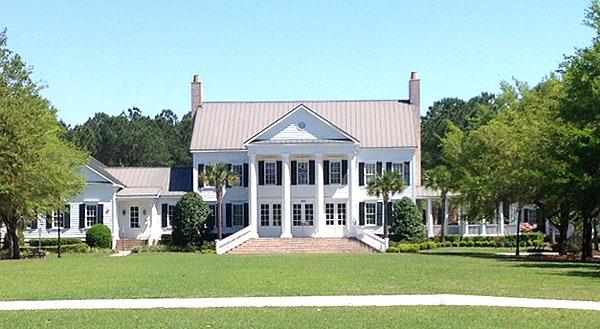 Hamlin Plantation Clubhouse