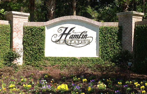 Homes for Sale in the Hamlin Plantation