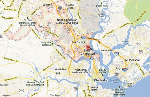 North Charleston Real Estate  Homes And Condos