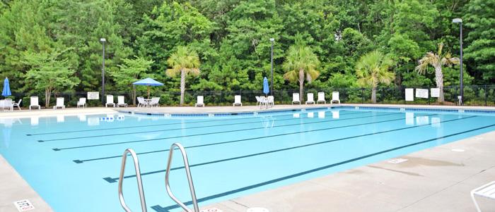 Reminisce Pool in Summerville